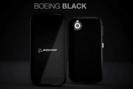Boeing Black: Le smartphone hyper-sécurisé conçu par Boeing