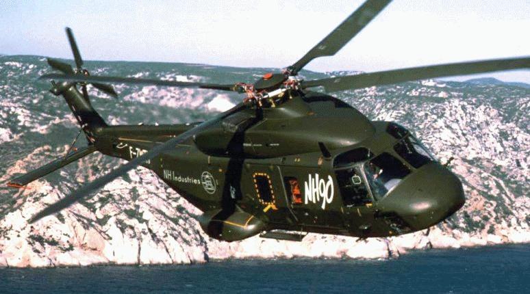 La Qatar annonce la signature d'ne lettre d'intention pour 22 hélicoptères NH90