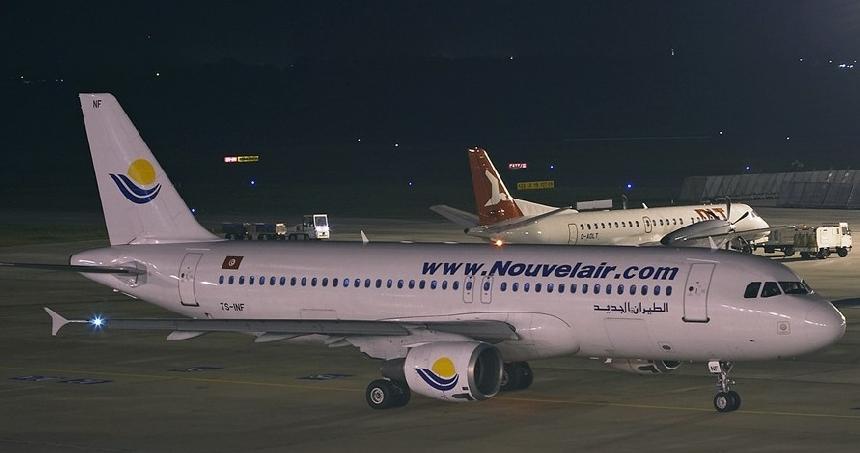 Tunisie: Atterrissage d'urgence d'un avion de NouvelAir