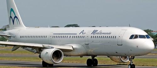 Atterrissage forcé d'un avion d'Air Méditerranée à Oran à cause du brouillard à Oujda