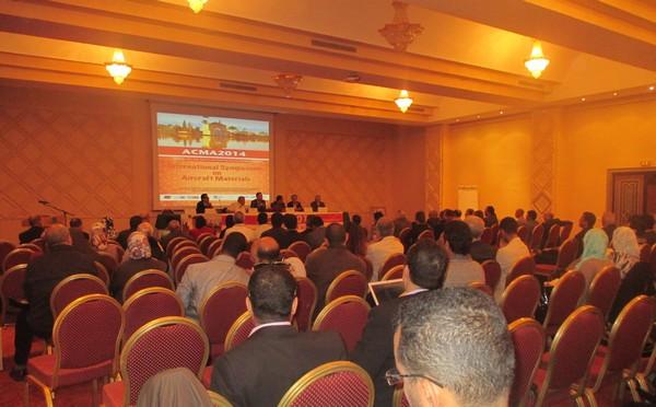 Marrakech accueille la 5ème édition du Symposium International sur les technologies de l'aéronautique ACMA2014