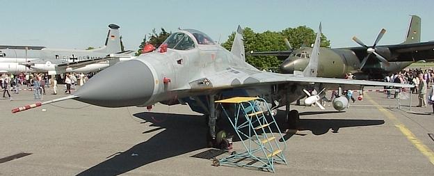 Plus de MIG-29 SMT pour l'Algérie