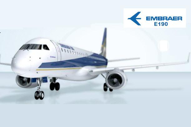 Farnborough 2014: Royal Air Maroc opte pour les Embraer E190 pour renforcer sa flotte