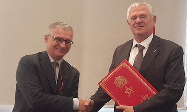 Royal Air Maroc et STTS Group créent une joint-venture spécialisée dans la peinture d'avions