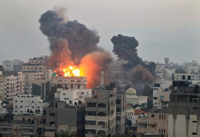 Plusieurs compagnies aériennes annulent leurs vols à destination d'israël