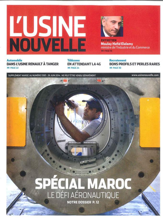 """Aéronautique au Maroc : """"Le Maroc est la base arrière de l'aéronautique européenne"""""""