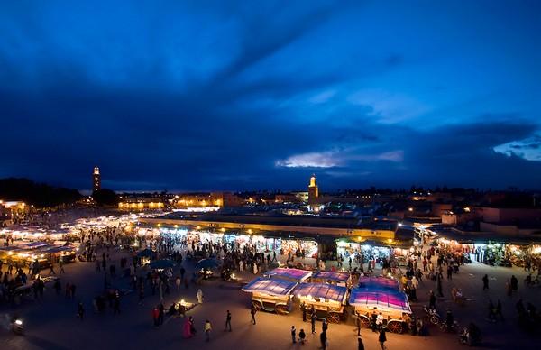En avion, le Maroc est la première destination arabe pour les touristes Algériens