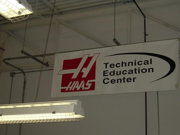 L'ISMALA certifié par le groupe HAAS Automation