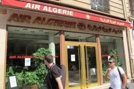 Une agence d'Air Algérie victime d'une attaque à main armée