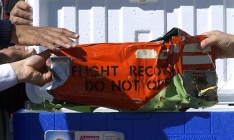 Nouvelles mesures pour améliorer la localisation des boîtes noires des avions de ligne
