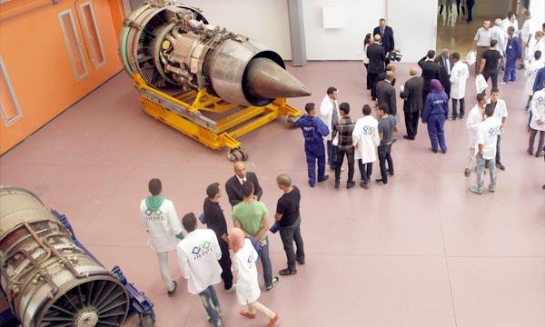 ISMALA: Première promotion de 92 Techniciens spécialisés en maintenance aéronautique