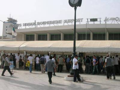 Algérie: Lancement des travaux d'extension de l'aéroport International Houari Boumediane