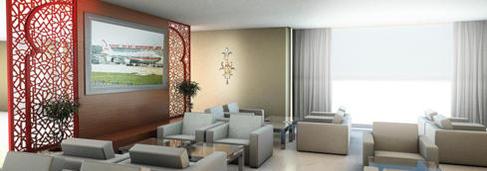 royal air maroc un nouveau salon vip ddi aux passagers des vols intrieurs en business class
