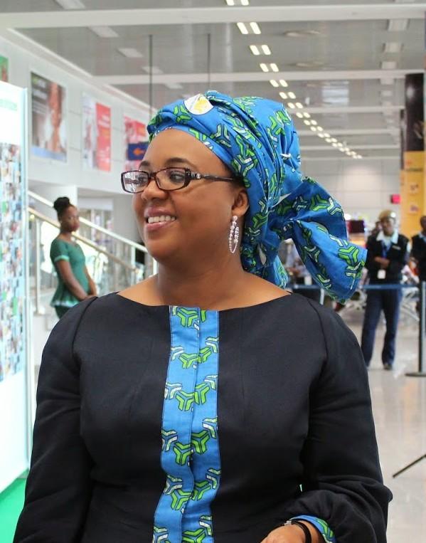 Fatima Beyina-Moussa, PDG d'ECAir, présidera l'AFRAA en 2015