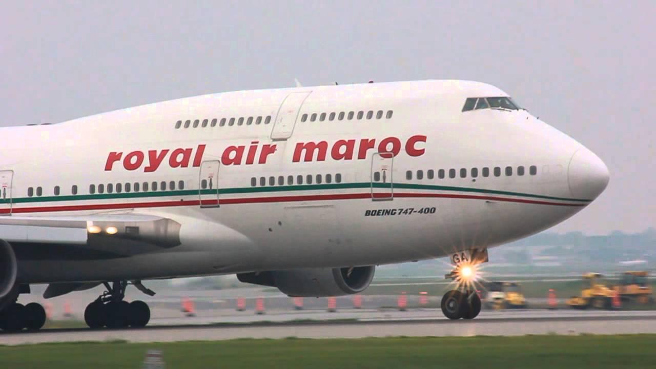 Royal Air Maroc remplacera son B747 et vise 13 gros porteurs en 2025