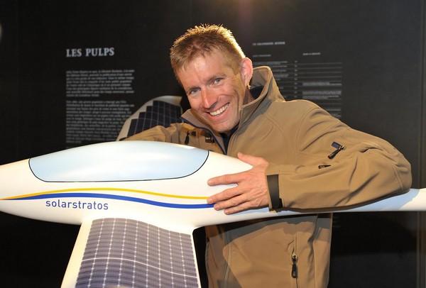 SolarStratos: Un suisse vise la stratosphère à bord d'un avion solaire