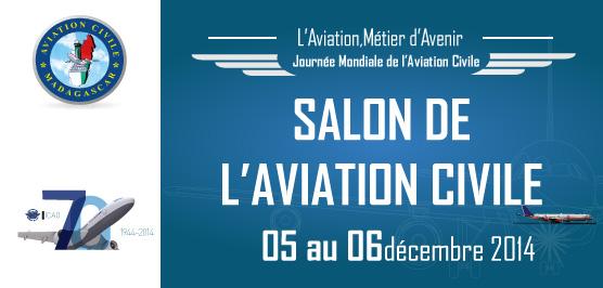 Madagascar organise la première édition du salon de l'aviation civile