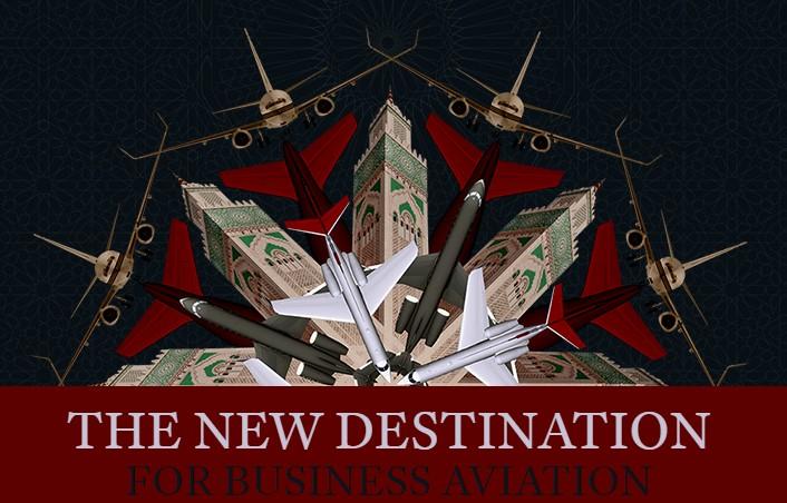Le Maroc accueillera le salon de l'aviation d'affaires de MEBAA en Septembre 2015