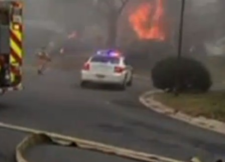 Un avion privé s'écrase dans la banlieue de Washington et fait six morts