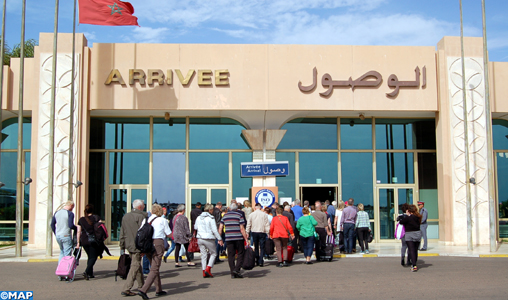 L'ONDA organise un exercice de sûreté de l'Aviation Civile à l'Aéroport Agadir Al Massira
