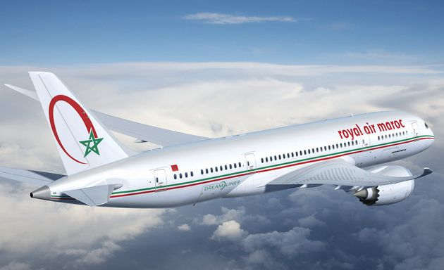 Royal Air Maroc retarde le vol inaugural de son nouveau Boeing 787-8