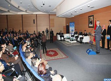 """L'AIMAC organise la 3ème édition du Forum des étudiants sous le thème """"la chaîne logistique et la gestion des risques"""""""