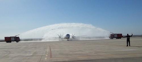 UPS lance son premier vol cargo vers la Tunisie