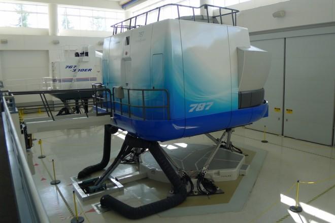 Ethiopian Airlines première compagnie africaine à se doter d'un simulateur du B787 Dreamliner