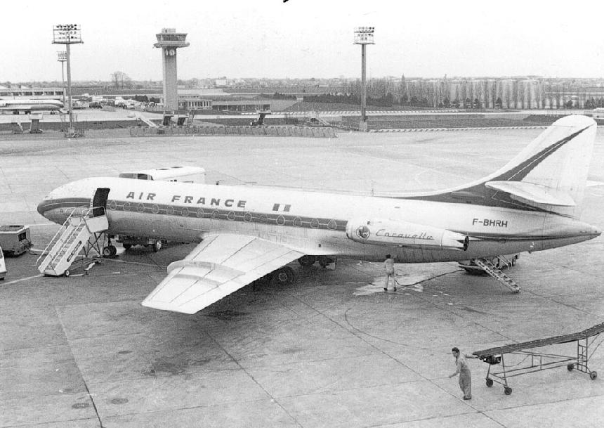 12 Septembre 1961 : Crash de la Caravelle Air France à Rabat