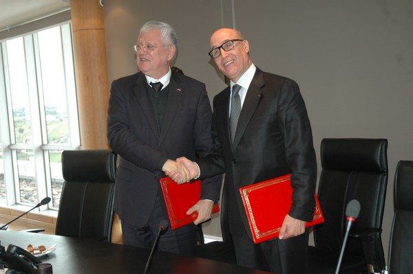 Royal Air Maroc et l'OFPPT s'allient pour la formation du Personnel Navigant Commercial