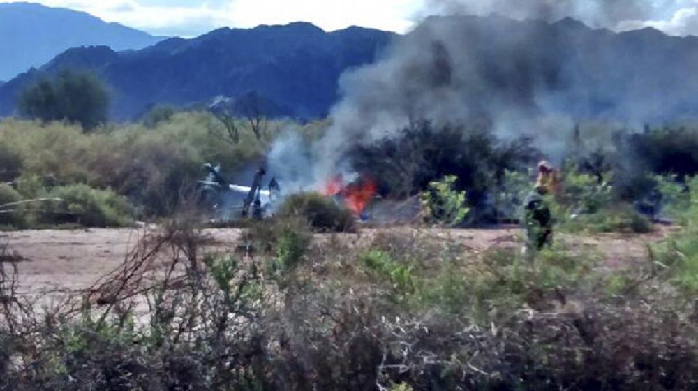 Argentine: Le crash de deux hélicoptères fait huit victimes françaises