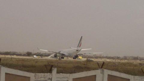 Sortie de piste d'un avion A330 d'Air France à l'aéroport de Nouackchot