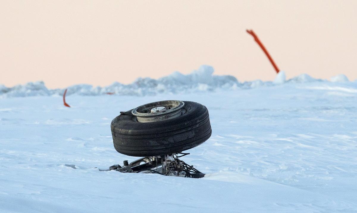 L'atterrissage sur la carlingue d'un A320 au Canada fait 23 blessés