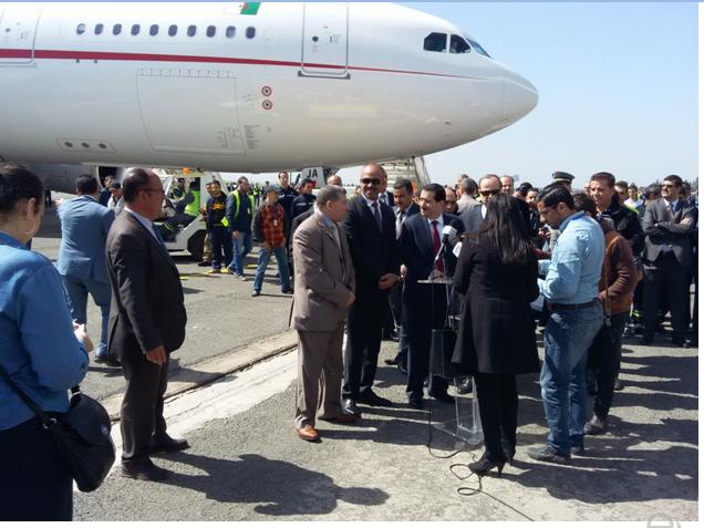 Air Algérie reçoit un A330-200, premier appareil de son programme d'acquisition de 16 avions neufs
