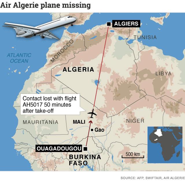 Le BEA identifie la cause du crash du vol Ouagadougou-Alger