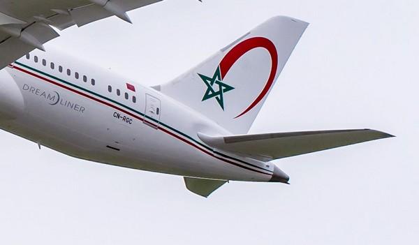 Royal Air Maroc prend possession de son deuxième Boeing 787