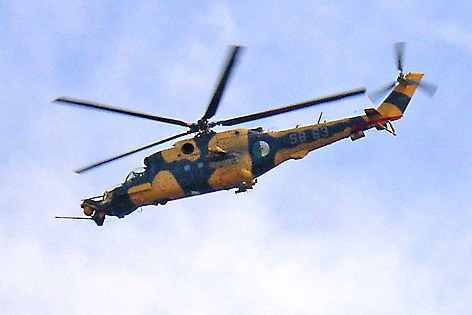 Un nouveau crash d'un avion de l'armée Algérienne fait deux morts