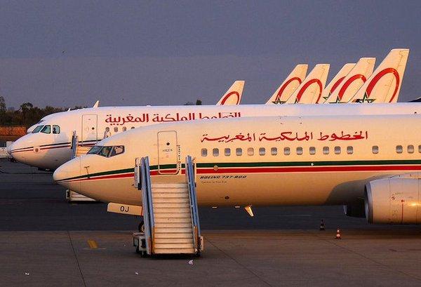 Royal Air Maroc meilleure compagnie d'Afrique du nord opérant en Espagne pour Agenttravel