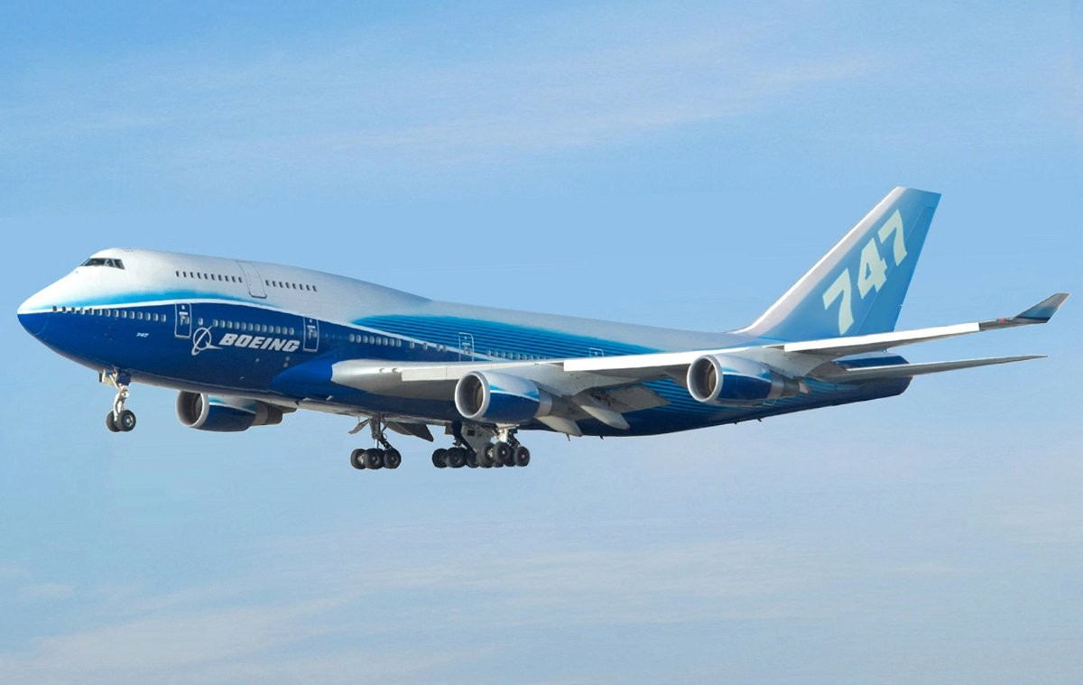 Le monde luxueux du Boeing 747 en 15 photos