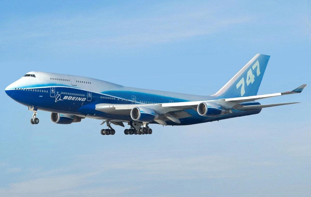 Le monde luxueux du Boeing 747 en 15 photos