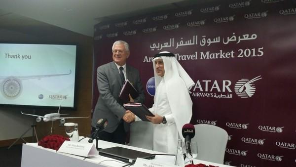 Royal Air Maroc relie Casablanca à Doha en B787 Dreamliner et signe un accord commercial avec Qatar Airways