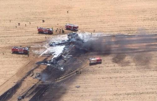 Un avion A400M neuf s'écrase en Espagne pendant un vol d'essai