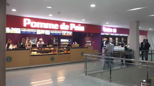 """L'aéroport Mohammed V se dote d'un nouveau """"Food court"""""""