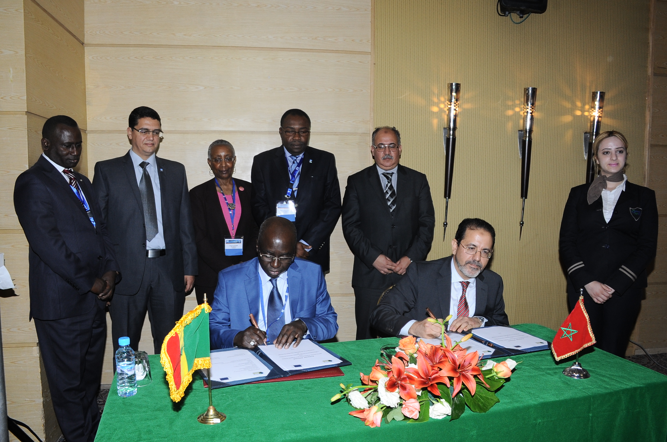 Maroc-Sénégal: L'ONDA et l'ADS définissent le cadre et les modalités de leur coopération
