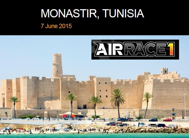 La Tunisie accueille la Coupe du monde de course d'avions Air Race 1