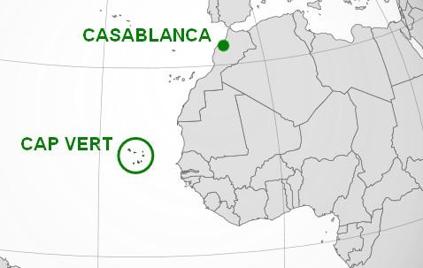 Royal Air Maroc relie désormais casablanca à deux aéroports du Cap vert