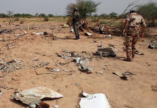 Une série d'erreurs a conduit au crash du vol d'Air Algérie AH5017