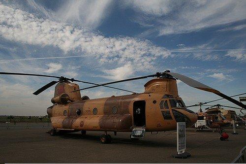 Le Maroc recevra ses trois hélicoptères CH-47D Chinook rénovés le mois prochain