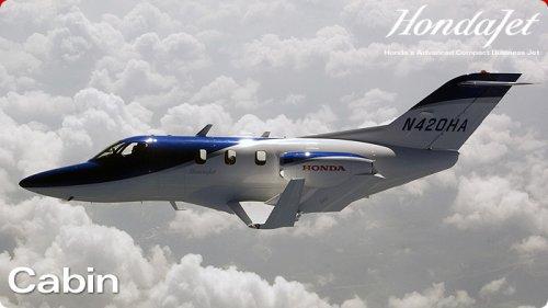 Le groupe Honda livre son premier avion Hondajet vendu à 4,5 millions de dollars