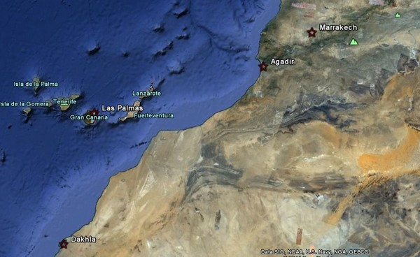 Royal Air Maroc reliera Dakhla à Las Palmas